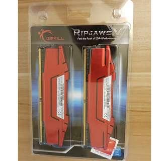 G.SKILL Ripjaws V 32GB (4 x 8GB) DDR4 Ram 2400MHz