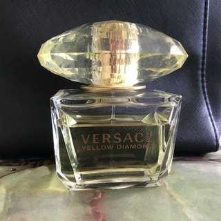 Versace Perfume Yellow Diamond 90ml