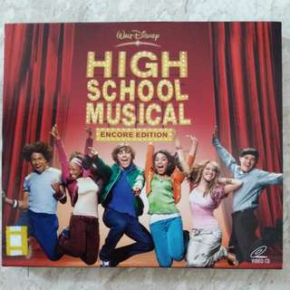 Preloved Movie-High School Musical 1 & 2
