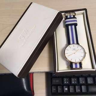 DW 錶 36mm 換錶放出