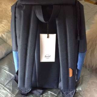 HERSCHEL backpack - new - tag on