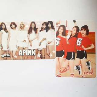 Apink Yescard