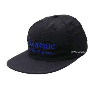 Supreme FW17 Nylon 6-panel Cap