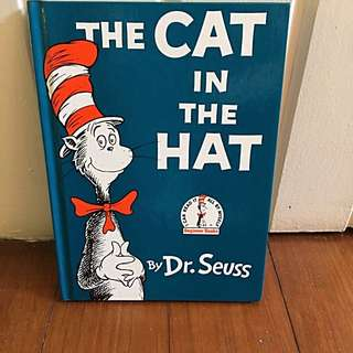 """""""The Cat In The Hat"""" by Dr Seuss"""