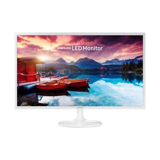 """Samsung 31.5"""" Flat Screen Monitor LS32F351FUEXXS"""