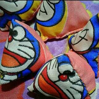 Doraemon xiao ding dang   Children Party Favours Five Stones old School Kampong Game