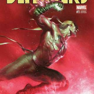 marvel defenders 1 dell otto comic variant
