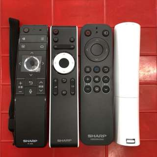 全新,新型號 SHARP TV RemoteControl