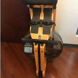 WaterRower Natural Rowing Machine 木製划艇機 95%新