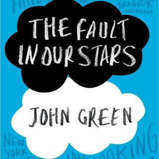 ebook THE FAULT IN OUR STARS