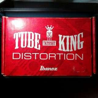 Ibanez Tube King Distortion Pedal TK999HT