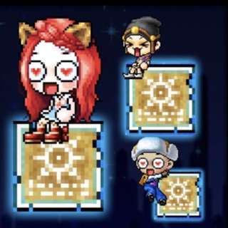 Maplestory Aquila Spell Tracing Service