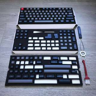 PBT DSA Dolch Keycaps (Cherry MX)