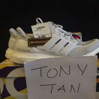 ULTRABOOST 2.0 REFLECTIVE WHITE (AUTHENTIC)