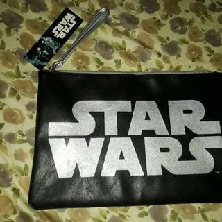 Original Star Wars pouch or bag good for tablets and small laptops #hello2018