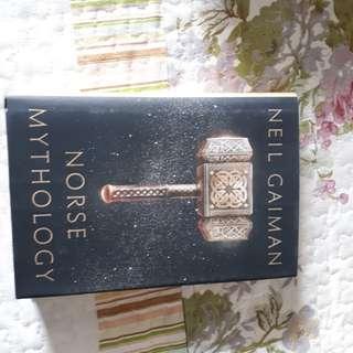 Hardback Neil Gaiman Norse Mythology