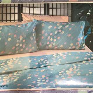Brand New Super Twin fitted sheet set