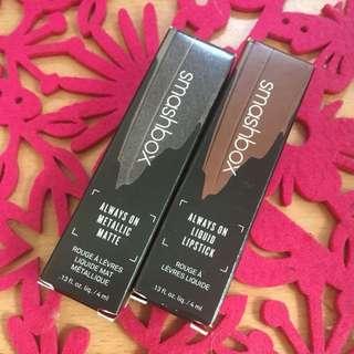 Smashbox Always On Liquid Lipsticks