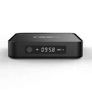 4K ultra HD android box/ Home theatre box/ smart tv box/ unlimited  movie and tv show/ no monthly subscription