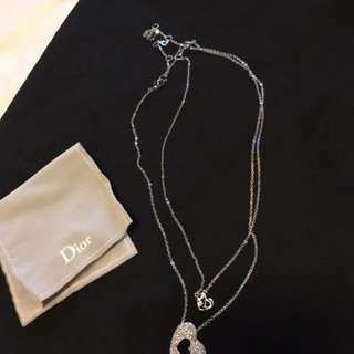 Dior 頸鍊 necklace