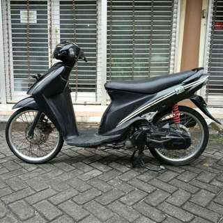 Di Jual Motor Suzuki Spin 125 Tahun 2007
