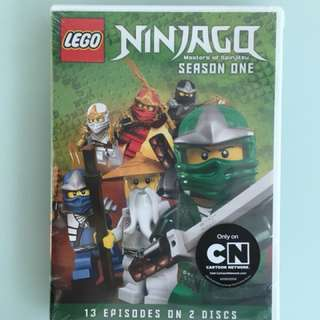Ninjago cd season one