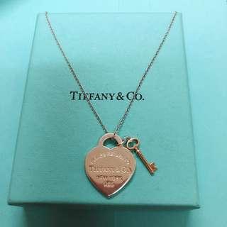 Tiffany 頸鍊