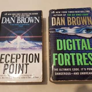 Dan Brown Two-Pack