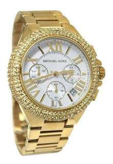 Camille watch Gold/Rose Gold avail