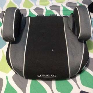 Graco car seat booster