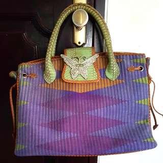 Batik Chic Tenun Rangrang Bag