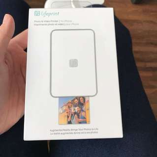 Photo printer from iPhone