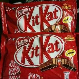 Kitkat mini 15pcs