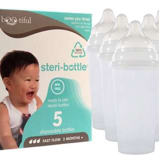 Steri Bottle (2 packs of 5)