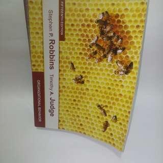 Organizational Behavior / Perilaku Organisasi ed. 15 Robbins Bahasa Inggris