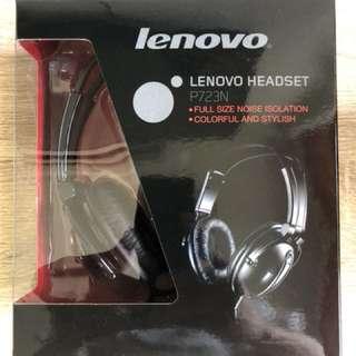 Lenovo P723N Headset Black