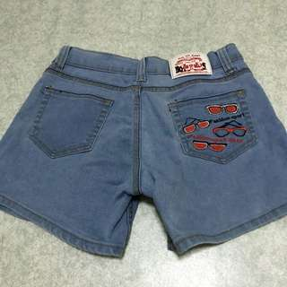 Designed jeans
