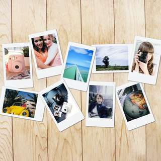 Instax Photo Printing Service