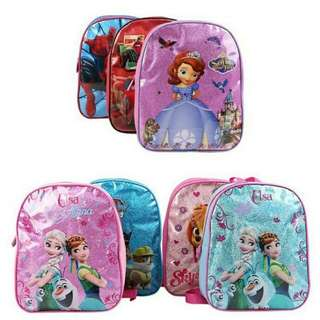 Kids Cartoon Backpack