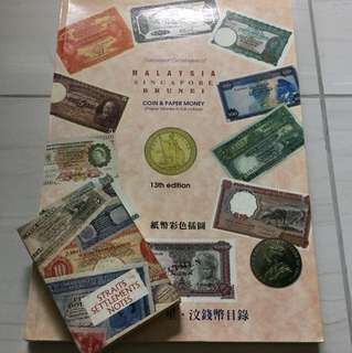 CURRENCY CATALOG & PLAYING CARDS