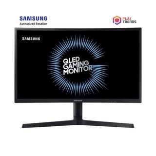 """Samsung 32"""" LC32HG70QQEXXS QLED Gaming Monitor LC32HG70QQEXXS"""