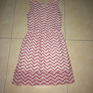 Chill Patterned Dress