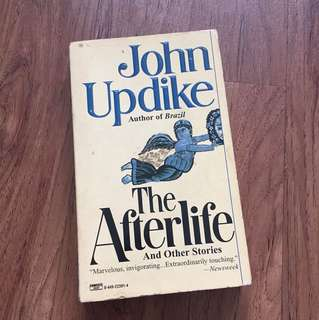 John Updike's The Afterlife and Other Stories