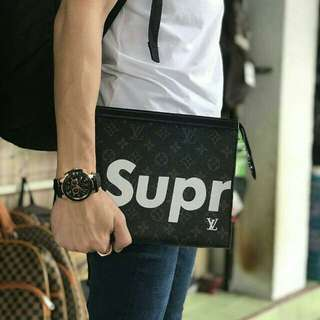 PREMIUM QUALITY CLUTCH LV SUPREME BLACK STOCK LIMITED