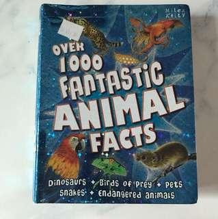 Educational book abt animals