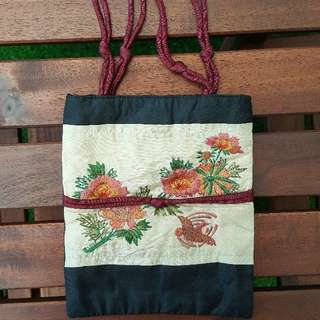 Embroided bag from Accessorize UK