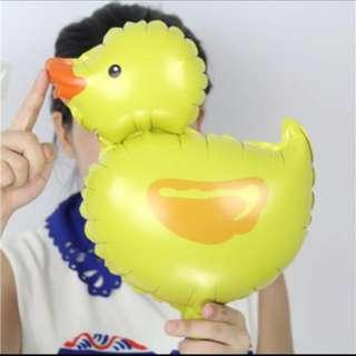 Mini duck balloon