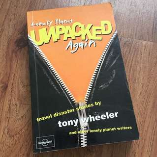 (Travel Non-Fiction) Lonely Planet Unpacked Again