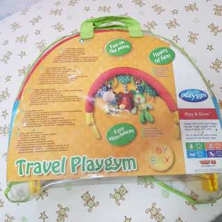 Travel playgym
