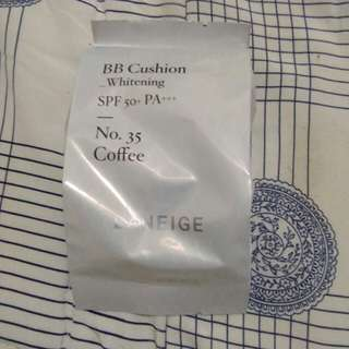 LANEIGE BB Cushion Whitening Refill N35 Coffee